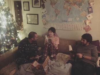 Christmas Eve :)